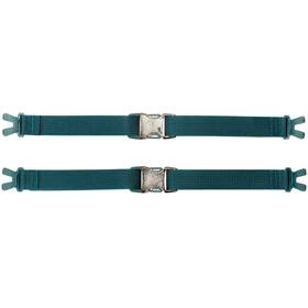 Tatonka Sangles de compression, teal green